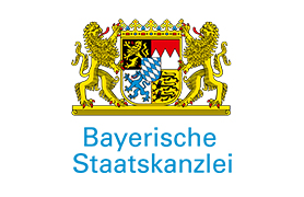Bayerische Staatskanzlei Logo
