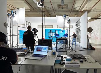TV1 Studio