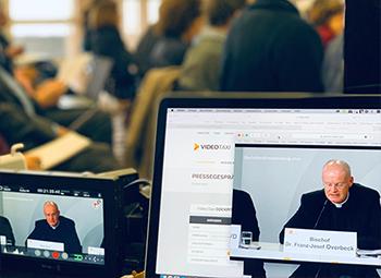 Virtuelles Event - Bischofsvollversammlung 2020