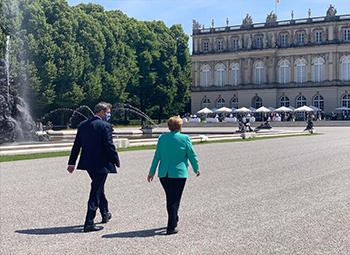 Merkel & Söder